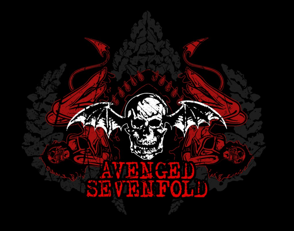 Cropped avenged sevenfold gif a7x
